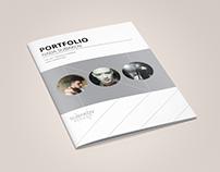 Professional Portfolio Brochure Design