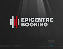 EPICENTRE BOOKING • The Logo