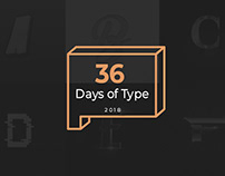 36 Days of Type | Text Effect Freebies