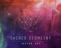 Sacred Geometry Vector Set Vol. 2