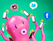 Social Octopussy