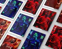 Football Posters   Premier League