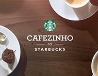 Anúncio | Cafezinho - Starbucks