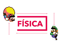 Física + Super Mario World