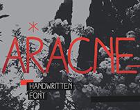 ARACNE — typeface