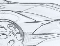 Light concept sketches