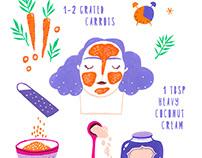PLANTPOWERED Beauty Calendar 2016