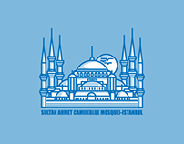 istanbul illustrations