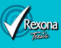 Website - Rexona Teens