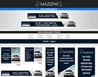 Mazzini Google Adwords Banner Set