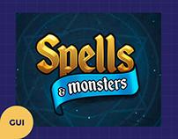 Spells & monsters