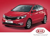 1 000 000th KIA automobile in Russia