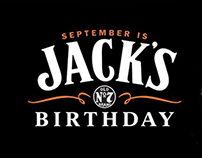 Mr. Jack's 162nd BDay