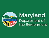 MD Dept. of the Environment Branding & Logo Redesign