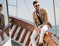 Chester & Peck Spring - Summer 2015 Mobile Website