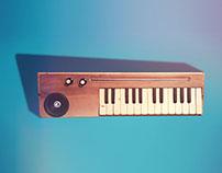 Wood Synthesizer
