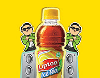 Lipton Ice Tea (College Events and Combo offers)