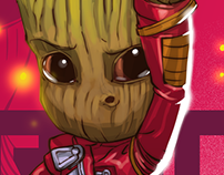 I bet that you look Groot on the dance floor!