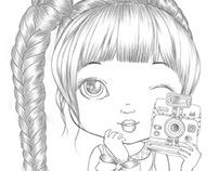 Sketches - Personagens