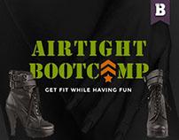 Airtight Bootcamp