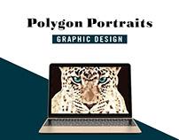 Polygon portraits