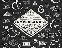 Ampersands & Design Elements