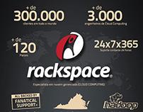 Infographic - Case 'Neemu' - Rackspace - São Paulo - SP