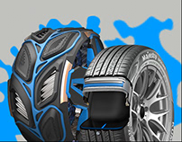 Online car tires shop