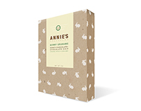 Annie's Homegrown Rebranding Concepts