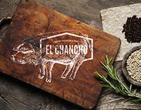 REBRAND - El Chancho BBQ