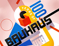 Infographic: 100 years of Bauhaus