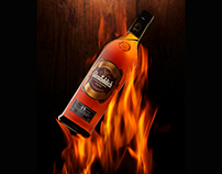 Glenfiddich on Fire