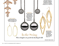 NYC&G September 2016 Issue - Jewelry Page