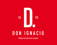 Don Ignacio Branding