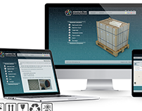 Corporate website of the packaging manufacturer