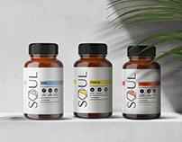 Soul Nutrition Product Mockups