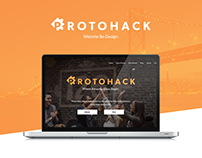 ProtoHack Website Re-Design