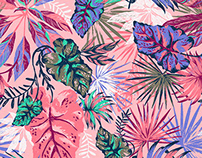 Tropical Mood / Prints and Patterns / OFFCORSS