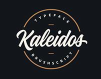 Kaleidos typeface