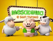 Cresol: branding, website, personagens, publicidade