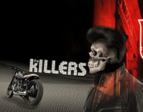 The Killers Alternative Art