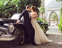 Nataliya and Viktor   Como, Italy