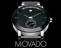 Movado Sport Museum Motion Smartwatch
