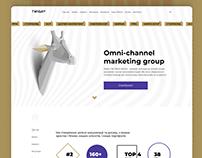 Web site for Twiga UA