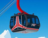Ischgl Ski Resort Poster