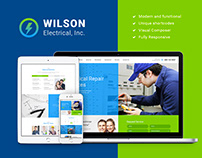 Repair and Maintenance Services WordPress Theme