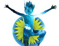 Garjana Off-Broadway logo