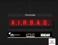 AD Honda Programa AIRBAG ✪ ECHO, EFFIE, EIKON Awards