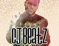 DJ CJ Beatz Poster - Box Nightclub