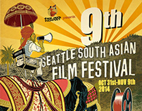 Seattle South Asian Film Festival - Posters